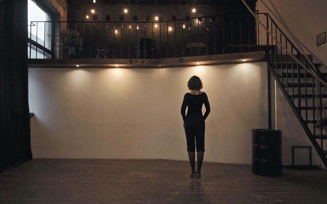 Видеоклип подоспел! Танец Ирины.