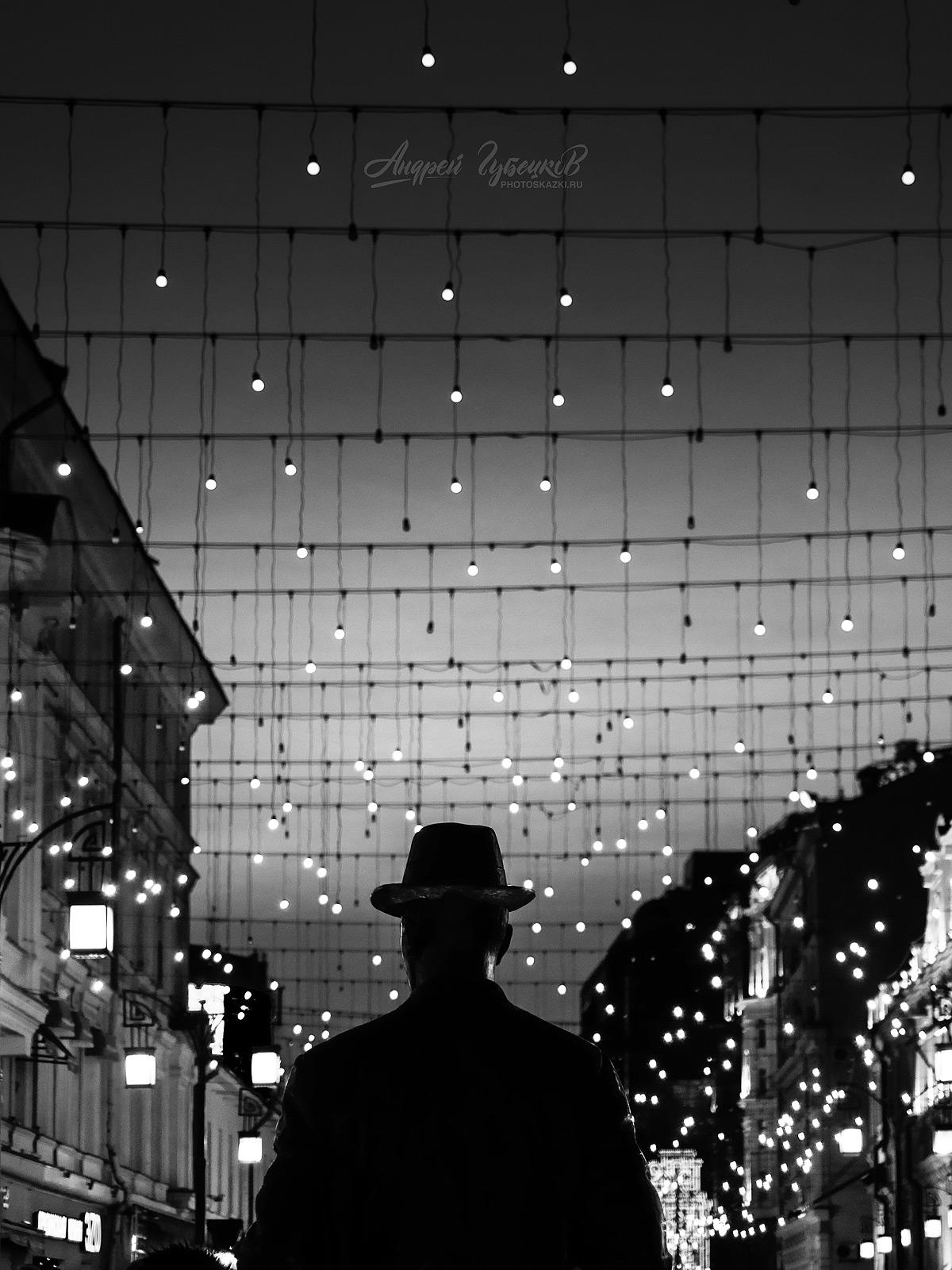 Чёрно-белый праздник
